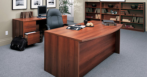 Decorating a business office style for Professional office decor ideas